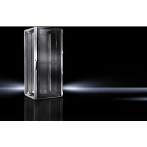 DK 5511.110, Netzwerk-/Serverrack, belüftete Türen,19-Profilschienen, BHT 800x2000x1200 42HE