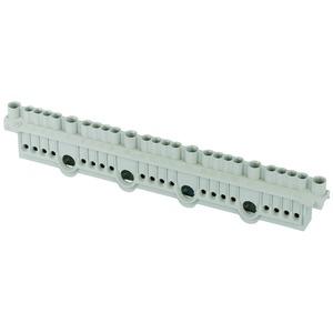 N434AE, N-Klemmenleiste, für Automatengehäuse, AE/I43...