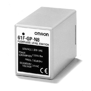 61F-GP-N8 110VAC, Niveauregler, leitfähig, (8-poliger Sockelaufbau ) Standard-Anwendungen, 110 AC