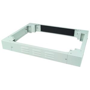 NWS-SOK/6601/M, Sockel, +Kiemen, HxBxT=100x600x600mm, montiert