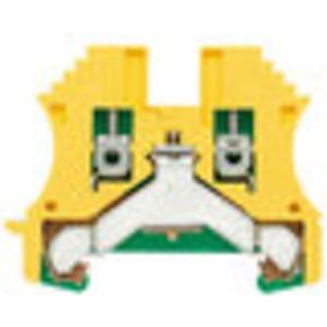 Schutzleiter-Reihenklemme