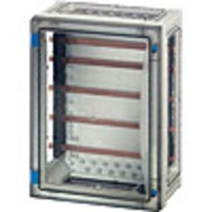 FP 3212, ENYSTAR-Sammelschienengehäuse 270x360mm, Sammelschienen 250A, 5polig