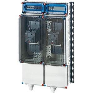 Mi AE 1353, PV-Freischaltstelle, 220 kVA, 3-polig mit Leistungs- und Lasttrennschalter
