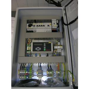 SBS-03-HV-ECO-10, Schaltschrank SBS-03-HV-ECO-10 für 3 Heizkreise, 20 A, HWAT-R, HWAT-M