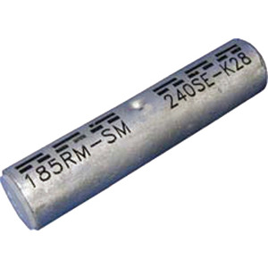 ICAL25V, Al-Pressverbinder DIN 46267 Teil 2, 25mm² rm/sm 35mm² se bk