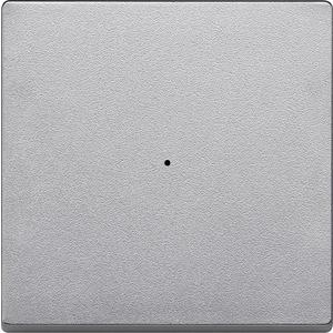 Wippe für Tastermodul 1fach, aluminium, System M