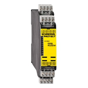 SRB 402EM, Protect Sicherheits-Relais-Baustein SRB402EM