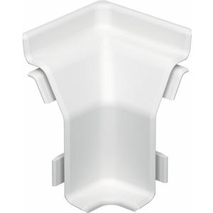SLL IE2050 rws, Inneneck SL-L 20x50 9010, PVC, reinweiß, RAL 9010