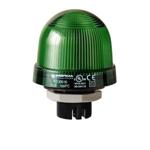 LED-Dauerleuchte EM 24VAC/DC GN
