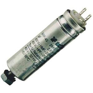 Kondensator mit Klemme und Draehten MFR25-LSKDR-9µF-250V