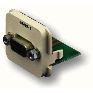 INSERT Sub-D 9 pin /A