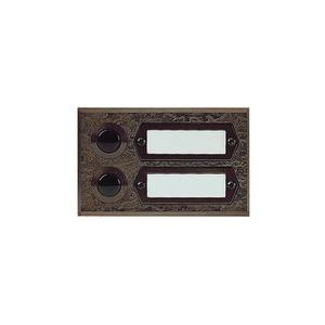 ETA 502 G, Etagenplatte, Bronzeguss