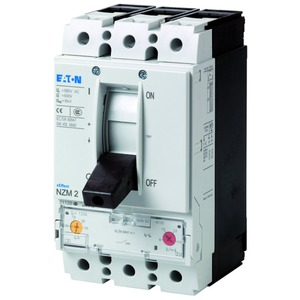 NZMB2-M125, Leistungsschalter, 3p, 125A