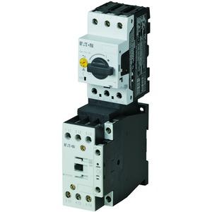 MSC-D-12-M17(24VDC), Direktstarter, 3-polig, 5,5 kW/400 V/AC3, 50 kA, DC-betätigt
