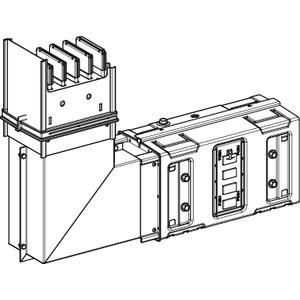 KSA Winkelelement, 1000A, flach PE außen, Standardlänge
