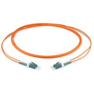 Zipcord; Diam 2,0 mm; Fibre count 2F; Cable jacket: FRNC - ClearCurve OM2 Pr; Connectors: -LC Duplex MM/ -LC Duplex MM; Length 3.0 M