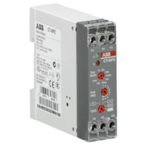 CT-MFE, Zeitrelais, multifunktion 1We, 0,05s-100h, 24-240VAC/DC