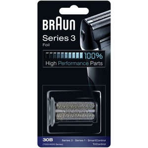 SB 30B, Braun Scherblatt/Schersystem 30B, schwarz