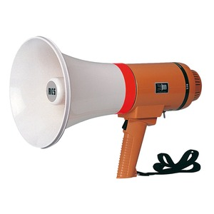 Handmegafon, max. 25 W, mit Sirenensignal