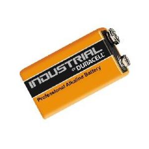 Duracell Industrial 9V ID 1604, Duracell Industrial 9V MN 1604 48x26x17mm VP: 10/50 St.
