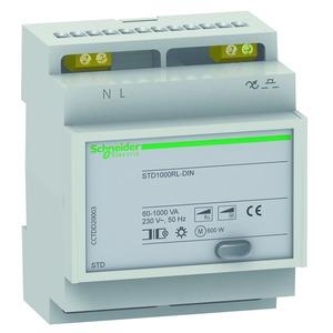 Dimmer STD1000RL-DIN, 1000 W