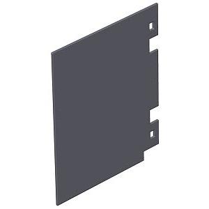 T8NL TQ, Quertrennwand für T4L und T8NL, PVC, graphitschwarz, RAL 9011