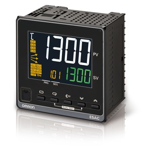 E5AC-TRX4A5M-000, Programmregler, 1/4 DIN (96 x 96)