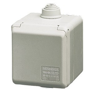 Cepex-Wanddose 32A5p6h400V IP44