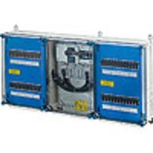 Mi PV 3931, PV-Generatoranschlusskasten 24xPV-Strang m. Sicherung auf 1xWR-Eing.