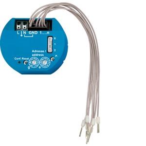 PL-SM8, Dezentraler 8-Kanal-Sensoreingang