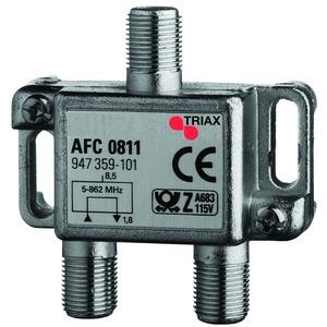 AFC 1641, F-Abzweiger, 4fach 12,5-15,0 dB