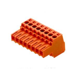 BL 3.50/14/180 SN OR BX, Leiterplattensteckverbinder (Leiteranschluss), 3.50 mm, Polzahl: 14, Zugbügelanschluss