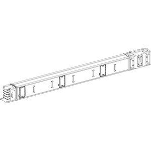 KSA1000ED45010, KSA gerades Element, 1000A, 5m, 10Abgänge