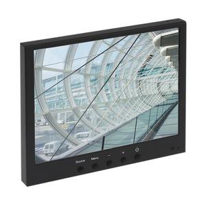 SANTEC LCD Industriemonitor 17 Zoll (43.2cm)1280x1024 inkl.FB u.NT, entspiegelt