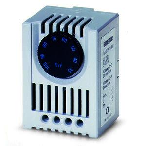 SSHYG, Hygrostat für Schaltschrank 30-100%, AC 24-230V, 1We, 5A Be- oder Entfeuchten