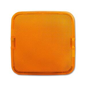 2526-14, Haube, orange, SI/Reflex SI, Abdeckungen für LED-Licht