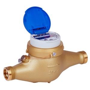 GWF-MTK, KNX Kalt-Wasserzähler GWF MTKcoder MP  Q3 25 / DN50 / 300mm / Flansch / horizontal / 30°C