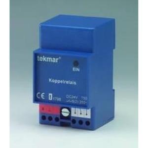 Tekmar 1798, Alarmkoppler f.2-Punkt-Temp.regler f. Übergabe Alarm an Meldestelle