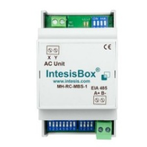 MH-RC-MBS-1, Intesis Mitsubishi Heavy Industries FD und KX6 Systeme zu Modbus Interface