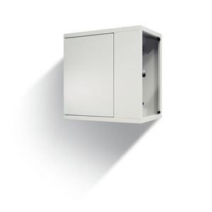 NT Box Slimline 600 x 600 x 220 mm, 4 HE, verpackt