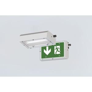 6118/1118-1801-1740-7111, Kompaktleuchten Notlicht