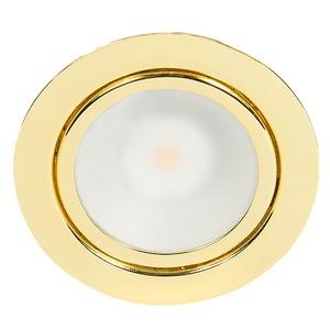 N 5020 COB LED gold 3,3W warmweiß, N 5020 COB LED gold 3,3W warmweiß