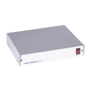 VV 1090/726, 4-fach Videoverteiler, 1 Videoeingang, 4 Ausgänge