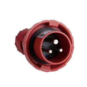 CEE Stecker, Schneidklemmen, 16A, 2p+E, 380-415 V AC, IP67