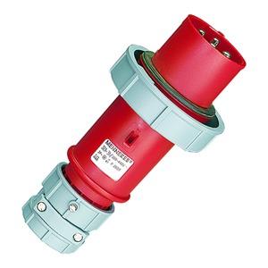 Stecker PowerTOP, 32A4p3h380-440V, IP67