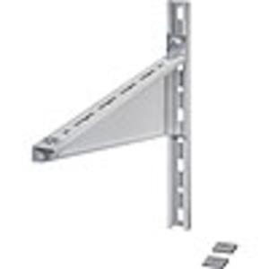 KT WK 60, Kabelträger-Wandkonsole, 600 mm breit, Tragfähigkeit 5000 N