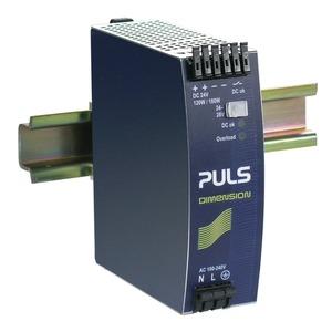 Netzteil, AC 100-240V / DC 110-300Vdc, 24V 5A