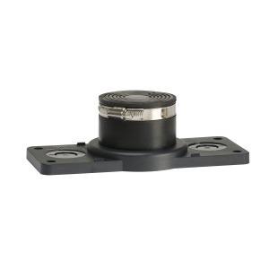 KIG-221-2, Kabelflansch C-Flansch Stahl Durchmesser 2x20-65mm