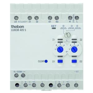 LUXOR 405 S, Wohnkomfort-Steuergerät, Dimmmodul, 2 Kanäle