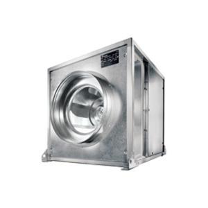 ESQ 31/4 K, Schallgedämmte Quickbox ESQ 31/4 K, Wechselstrom, bis 180 Grad, DN315